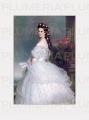 Reprodukce obrazu Empress Elisabeth - Sisi Franz Xaver Winterhalter