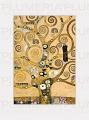 Reprodukce obrazu The Tree of Life- Strom života  Gustav Klimt