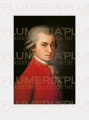 Reprodukce obrazu Wolfgang Amadeus Mozart Barbara Krafft