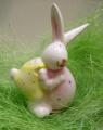 Keramický velikonoční Zajíc Lilo