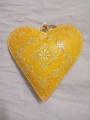 Exner Závěsné kovové srdce velké Kanu