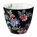 Latte cup Isobel Black