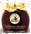 Extra džem Jahoda se šampaňským Strawberry & Champagne