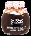 Zavařenina Červené plody a svařené víno, Forest Fruit & Mulled Wine 340g