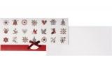 Obálka na peníze Kalina white FSC 11x 23cm