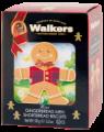 Mini Gingerbread Men Shortbread