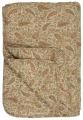 Prošívaná deka Paisley Mustard 130x180 cm