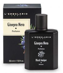 L´ERBOLARIO Pánský parfém Ginepro Nero - Černý jalovec 50ml