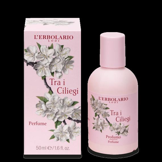 L´ERBOLARIO Dámský parfém - Tra i Ciliegi Parfum - Třešňový květ 50ml