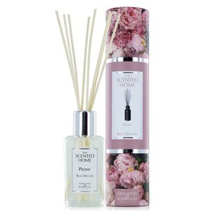 Ashleigh & Burwood Difuzér PEONY (pivoňka) THE SCENTED HOME, 150ML