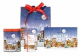 Vánoční dárkové balení - Winter Wonderland (svíčka, mýdlo)