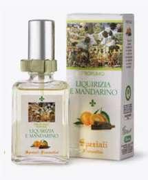 Derbe Parfémová voda Lékořice a mandarinka 50 ml