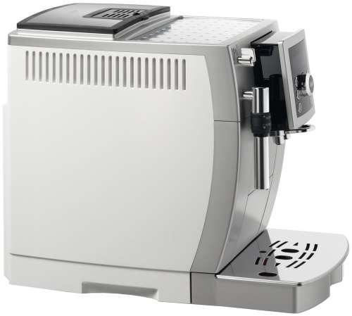 DeLonghi ECAM 23.420.SB - automatické espresso se zabudovaným mlýnkem stříbrno-bílá