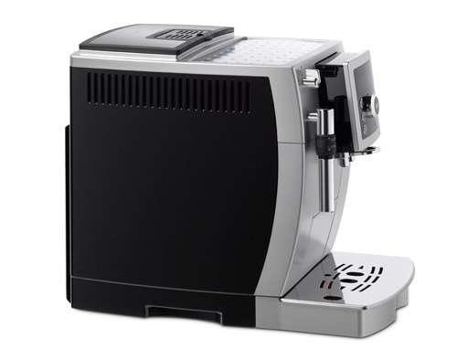 DeLonghi ECAM 23.420.SB - automatické espresso se zabudovaným mlýnkem stříbrno-černá