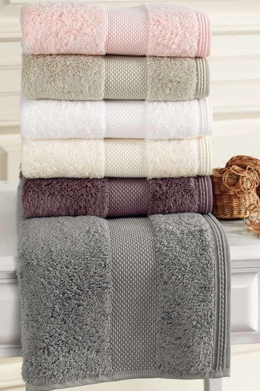 SOFT COTTON Luxusní ručník DELUXE 50x100cm z Modalu