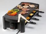 Raclette gril z přírodního kamene