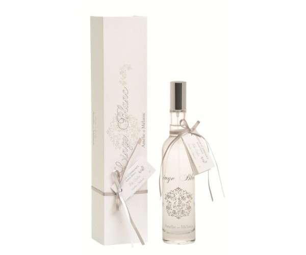 Amélie et Mélanie - Linge Blanc - Pokojový parfém z Provence Lothantique