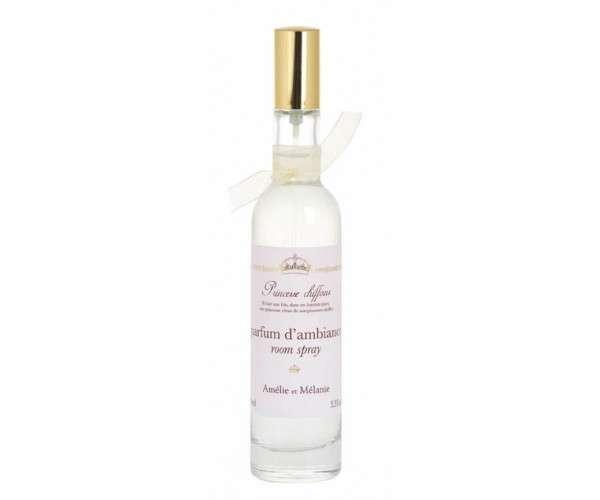 Amélie et Mélanie - Pokojový parfém - Princesse chiffons