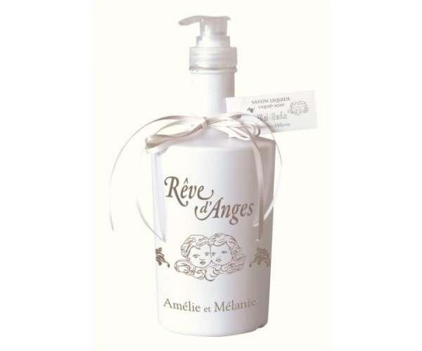 Amélie et Mélanie - Réves ď Anges -Tekuté mýdlo s pumpičkou 300 ml Lothantique