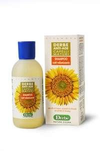 Derbe Anti-age výživný šampon na vlasy 200 ml s arganovým olejem