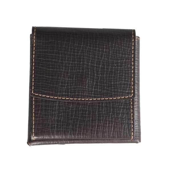 CROSS Pánská kožená peněženka Korunovka s klopnou malá - 934903 Uniko