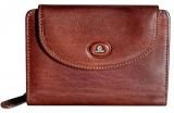 Uniko Dámská peněženka zipová s velkou klopnou