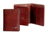 Pánská peněženka Korunovka s klopnou