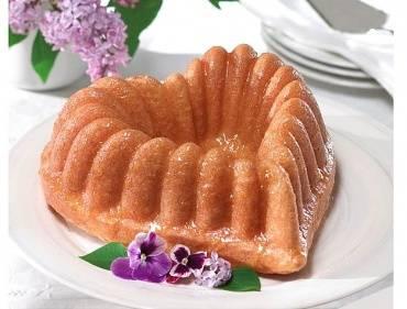Nordic Ware Bábovková pečicí forma - Srdce