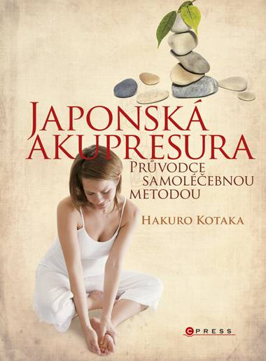 Kniha Japonská akupresura Computer Press