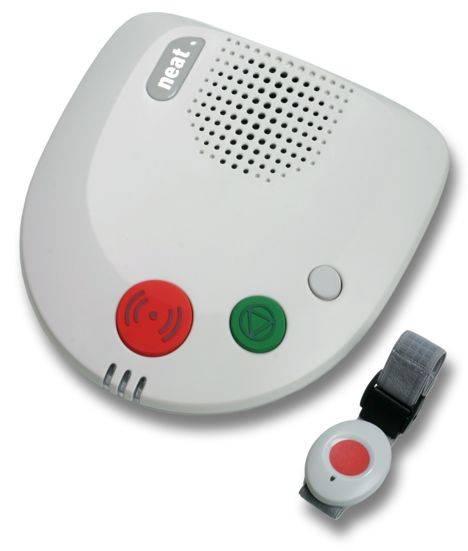 Neat NEO - Speciální telefonní přístroj pro sociální péči - pevná linka