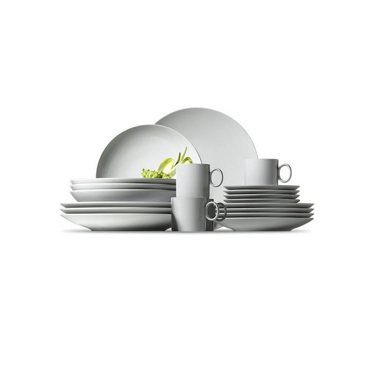 Thomas rosenthal Loft Porcelánový set s hrnky na kávu - 16 ks