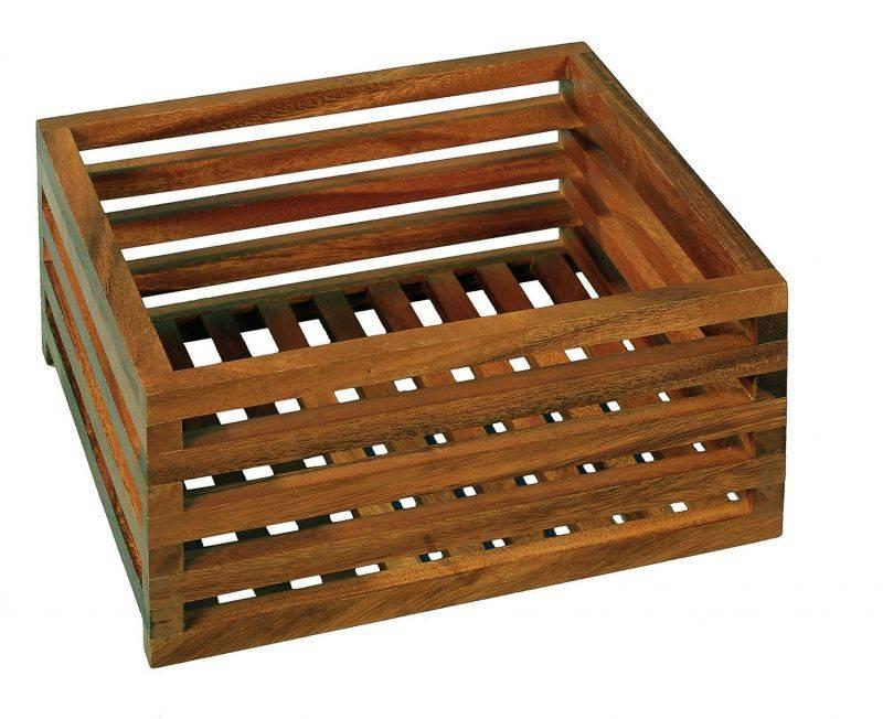 Möve Dřevený box úložný box