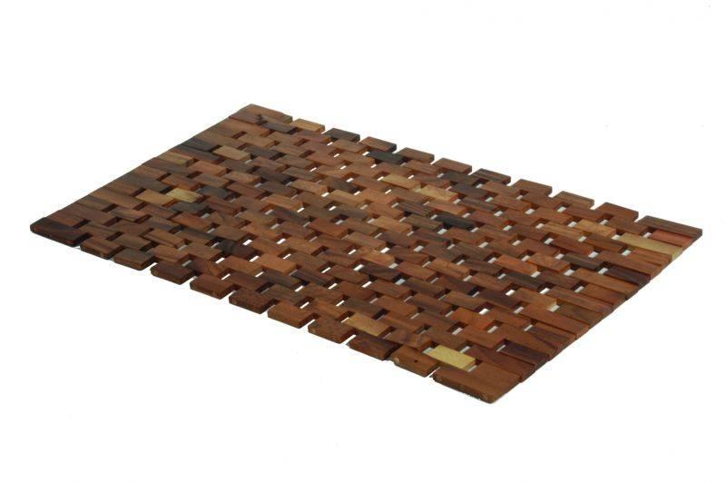 Möve Koupelnová podložka dřevěná