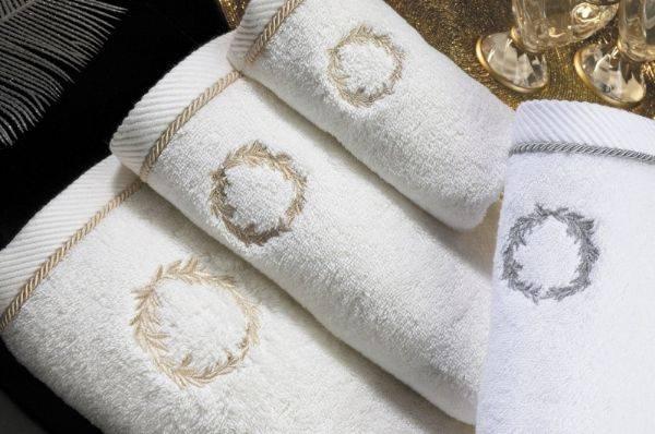 SOFT COTTON Luxusní ručník SEHZADE 50 x 100 cm