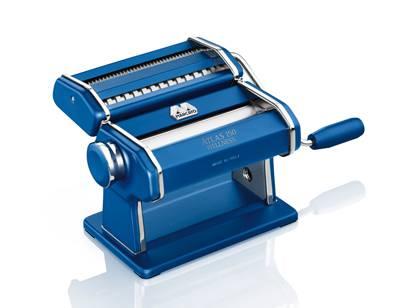 Atlas 150 Wellness strojek na těstoviny, Marcato Modrá