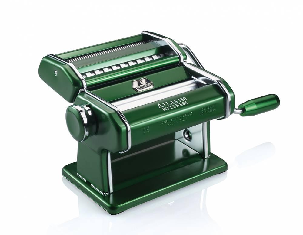 Atlas 150 Wellness strojek na těstoviny, Marcato Zelená