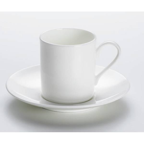 Maxwell & Wiliams Cashmere Espresso porcelánový šálek s podšálkem 12 ks