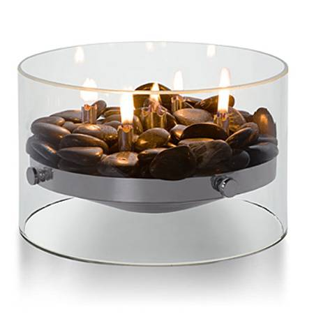"""Philippi Fire Olejová lampa - """"Stolní krb"""""""