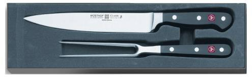 WÜSTHOF Classic - sada nůž a vidlička Wüsthof