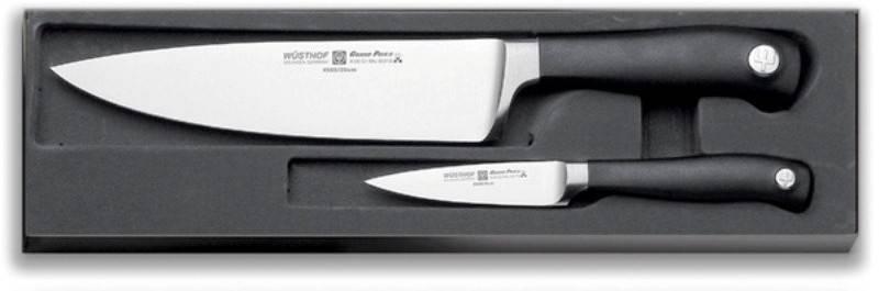 Nože WÜSTHOF Grand Prix II - sada 2 kovaných nožů Wüsthof