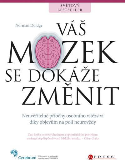 Kniha Váš mozek se dokáže změnit Computer Press