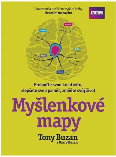 Kniha Myšlenkové mapy Computer Press