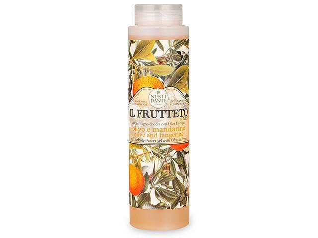 Nesti Dante - Sprchový luxusní gel - Il Frutteto oliv.olej s mandarinkou