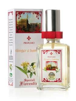 Derbe Parfémová voda Zázvor a jasmín 50 ml